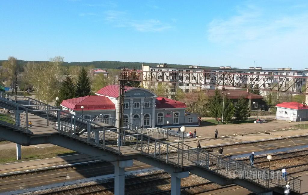 Вокзал в Можге